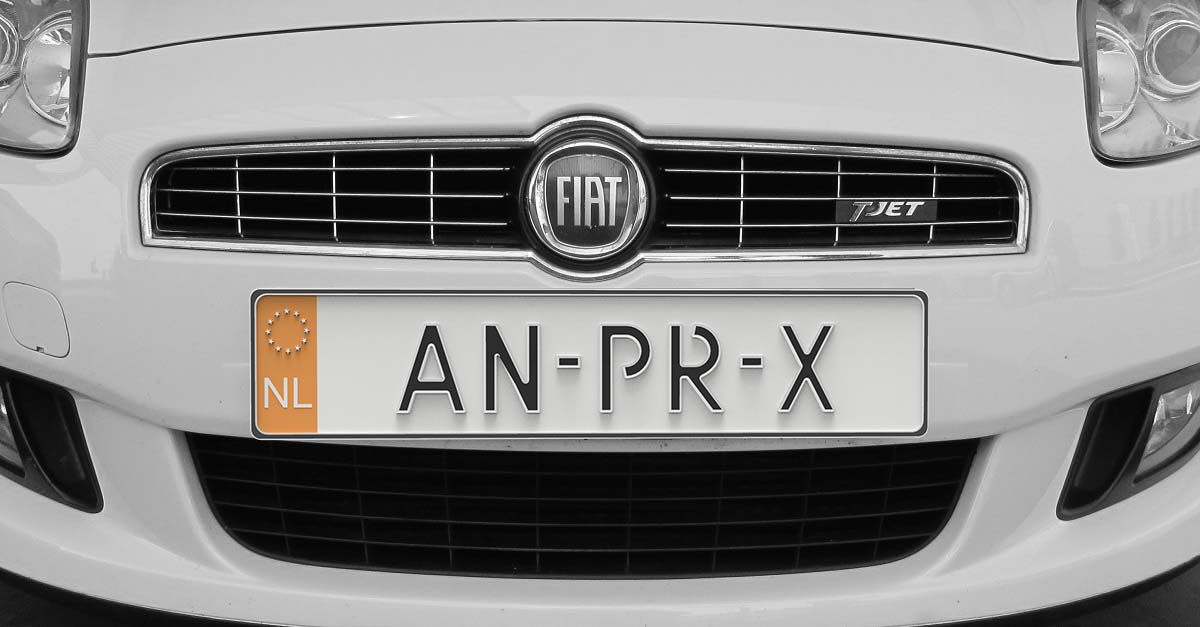 ANPR-X AI based license plate recognition