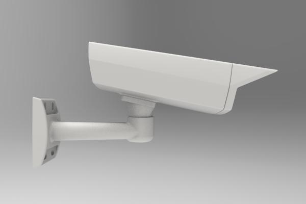 Gatekeeper embedded ANPR camera sideview