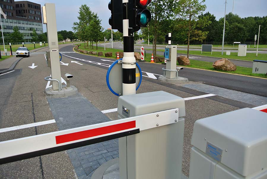 Advanced ANPR based access control solutions for business parks