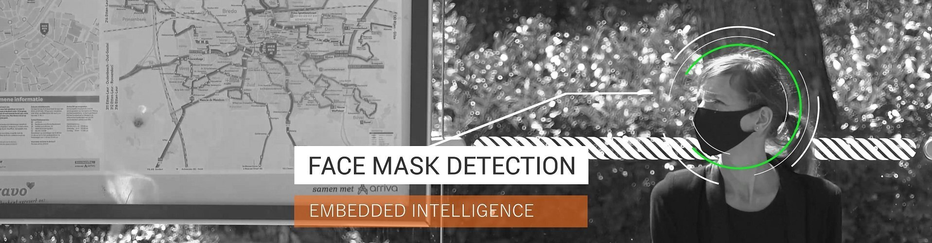 Object detection, tracking and counting