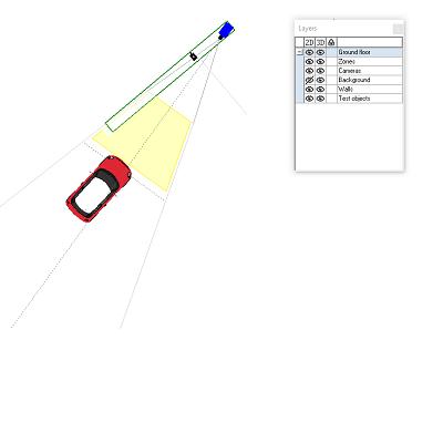 Determine the proper angles for optimal ANPR