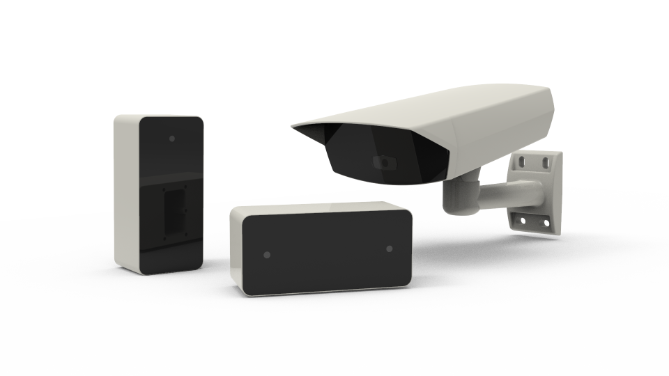 AVUTEC X-Series embedded AI camera product line