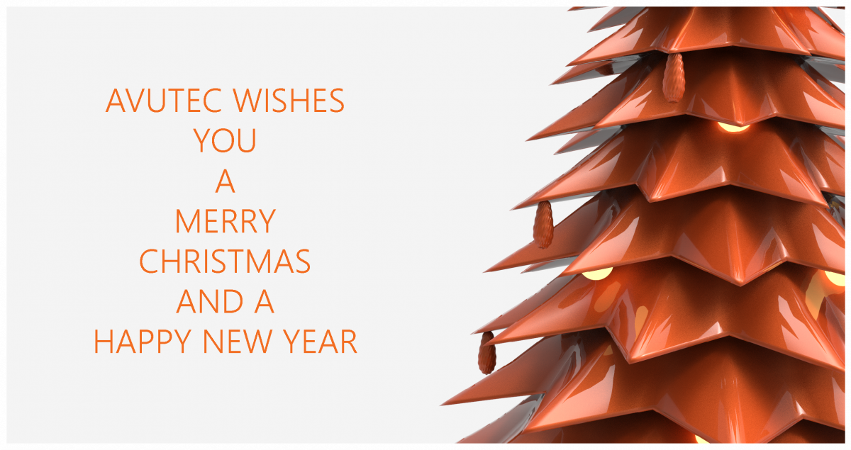 Joyful Holidays and a healthy & successful 2021