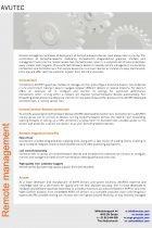 AVUTEC CorteXConnect brochure
