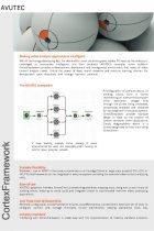 AVUTEC CortexFramework brochure