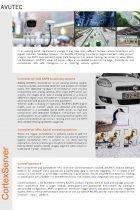 AVUTEC CortexServer brochure