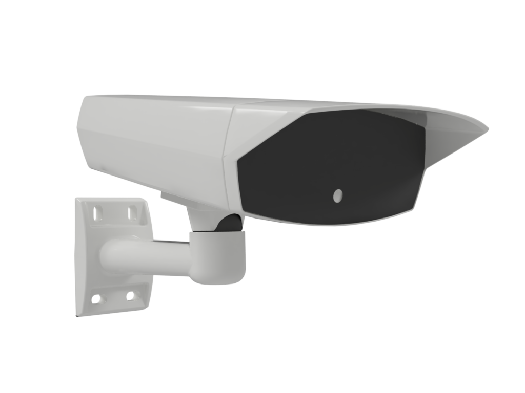 Embedded ANPR camera