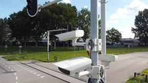 Gatekeeper ANPR camera in the field
